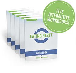 FIVE INTERACTIVE WORKBOOKS